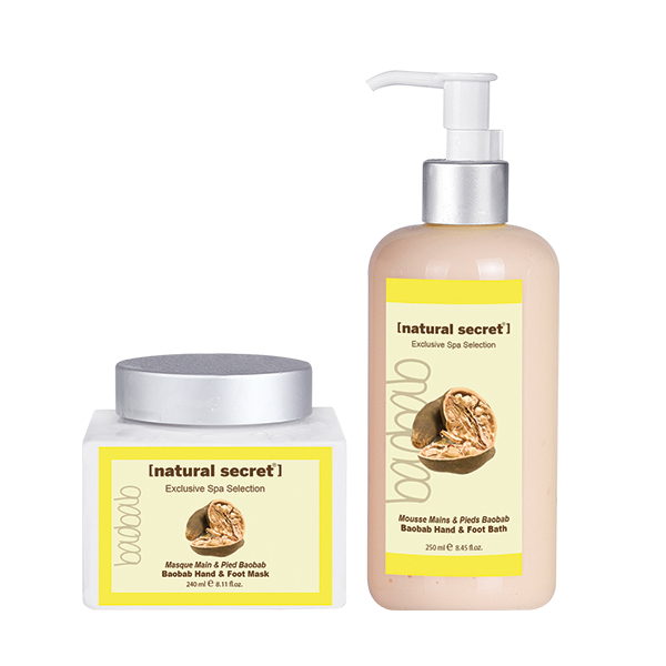 Baobab (Antioxidant) Hand and Foot Care Products