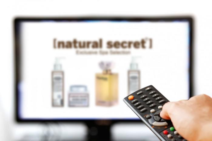 Press Natural secret