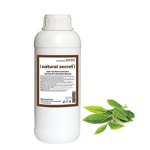 Yeşil Çay (Antioksidan) El ve Ayak Ürünleri