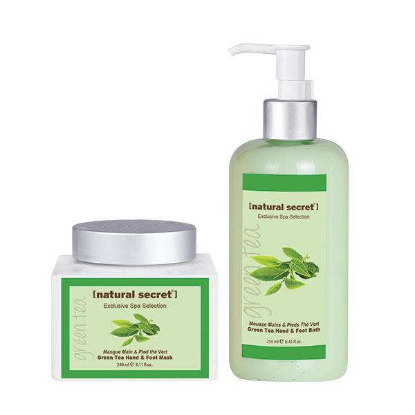 Yeşil Çay (Antioksidan) El & Ayak Bakım Ürünleri