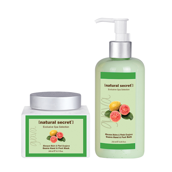 Guava (Relaxing) Hand and Foot Care Products