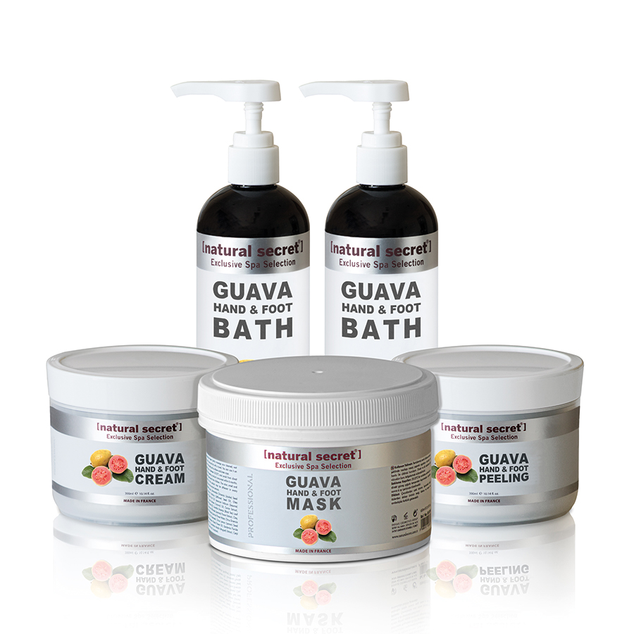 Guava (Relaxing) Hand & Foot Care Products