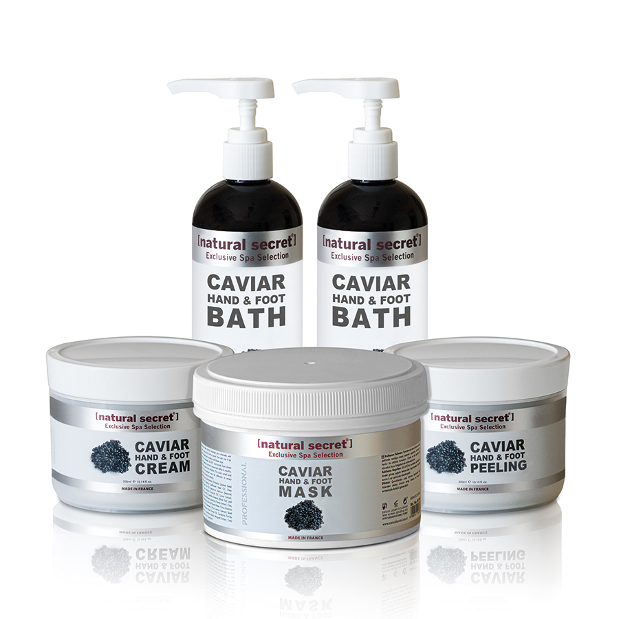 Caviar (Anti-Aging) Hand & Foot Care Products