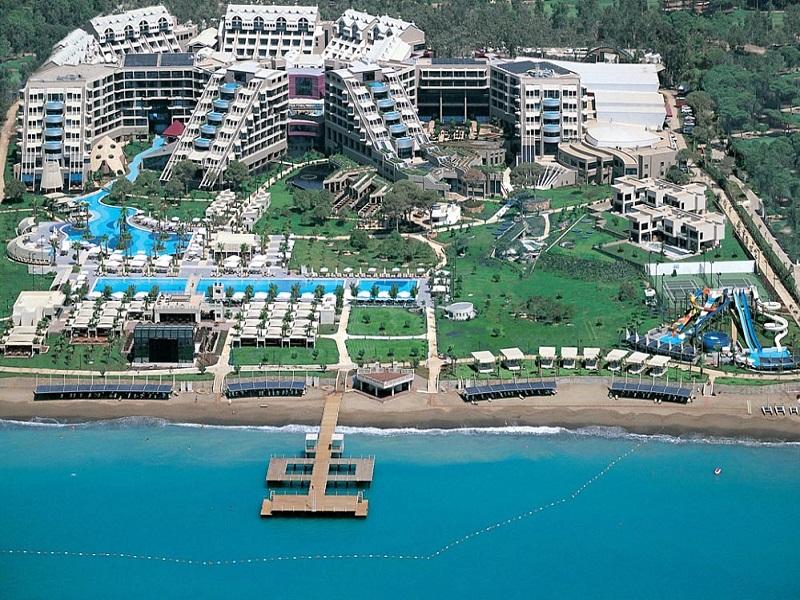 SUSESI LUXURY HOTEL BELEK-ANTALYA