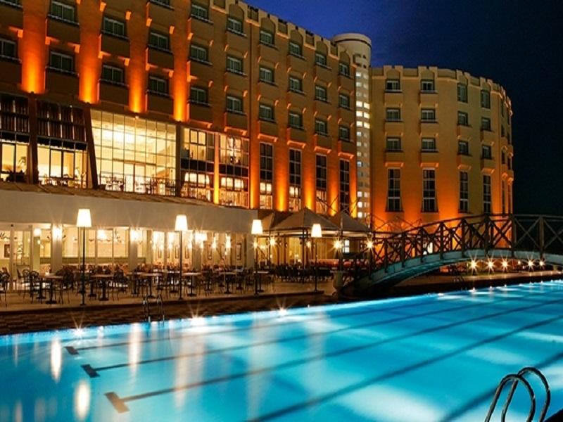 MERIT PARK HOTEL KERVANSARAY-KIBRIS