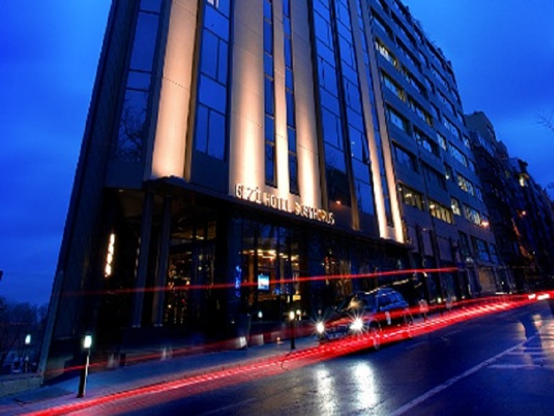 GEZI HOTEL BOSPHORUS TAKSIM-ISTANBUL