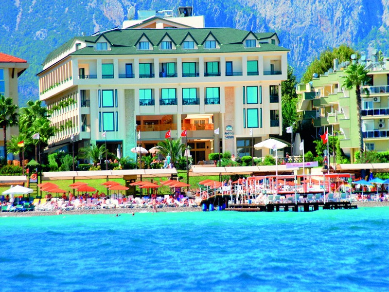 GOLDEN LOTUS HOTEL KEMER-ANTALYA