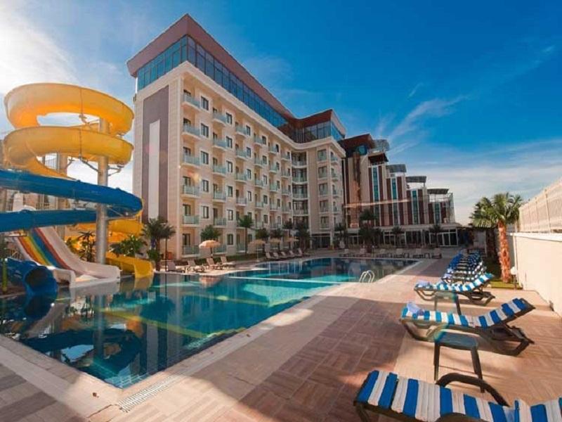 ELEGANCE RESORT HOTEL-YALOVA