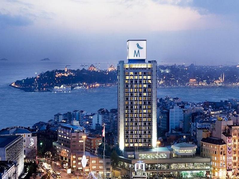 THE MARMARA TAKSIM-ISTANBUL