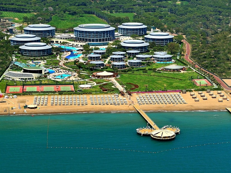 CALISTA LUXURY RESORT BELEK-ANTALYA