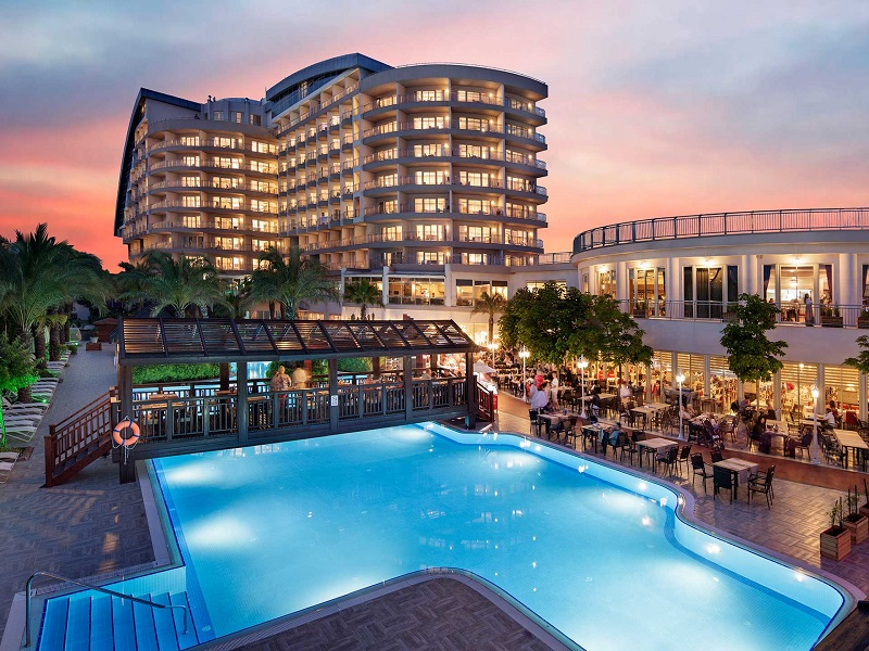 LIBERTY HOTELS KUNDU-ANTALYA