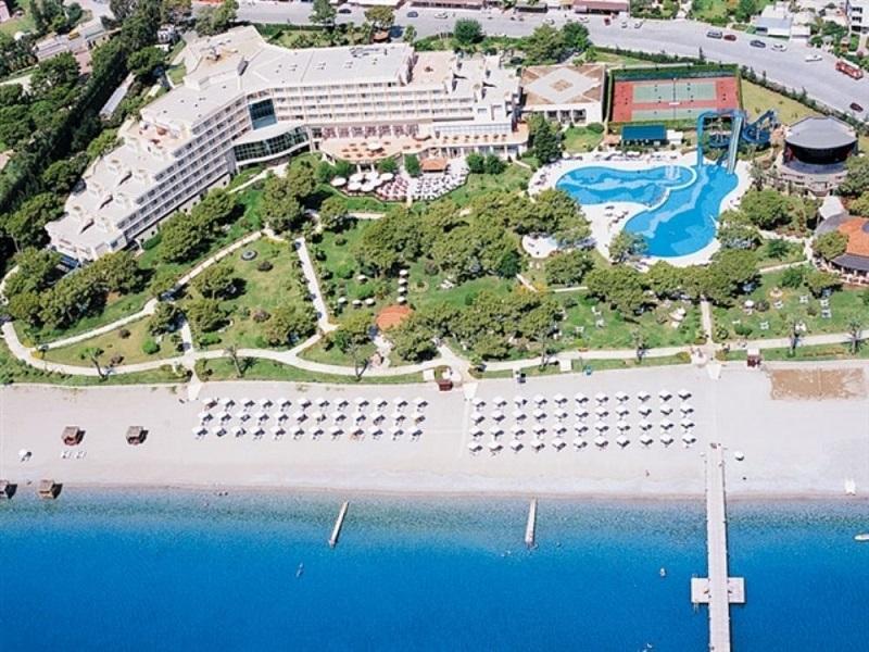 TURKIZ HOTEL KEMER-ANTALYA