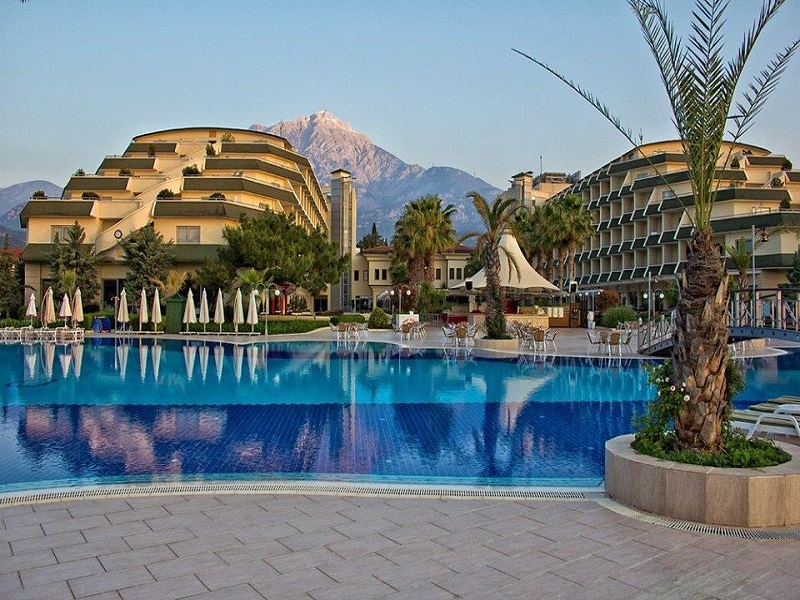QUEENS PARK RESORT HOTEL TEKIROVA-ANTALYA