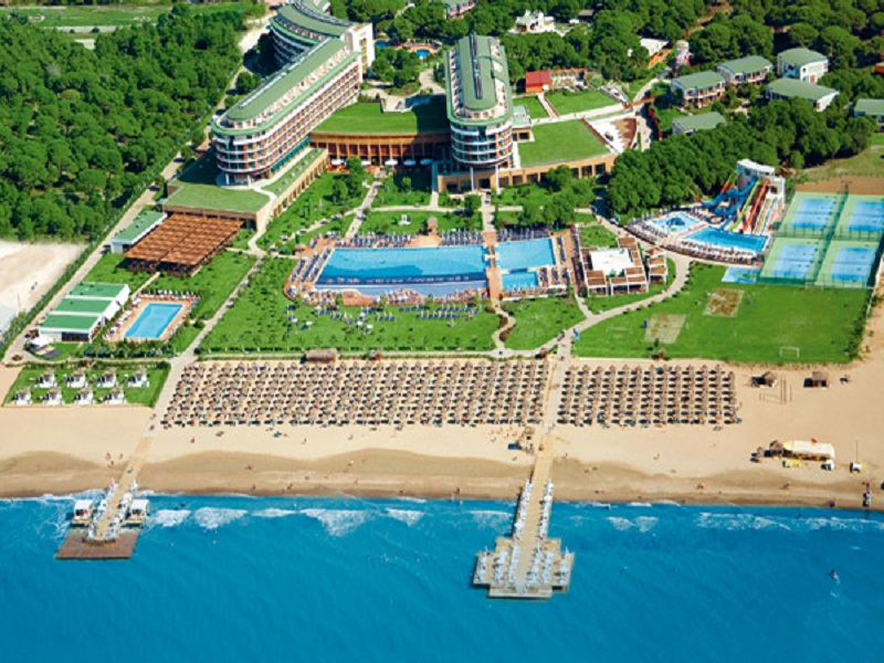 VOYAGE HOTELS SORGUN-ANTALYA