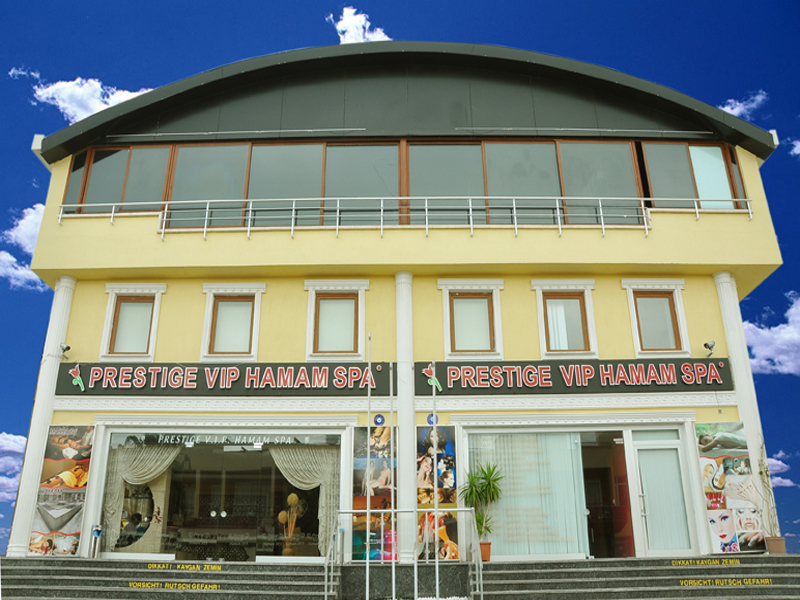 PRESTIGE VIP HAMAM SPA  SIDE-ANTALYA