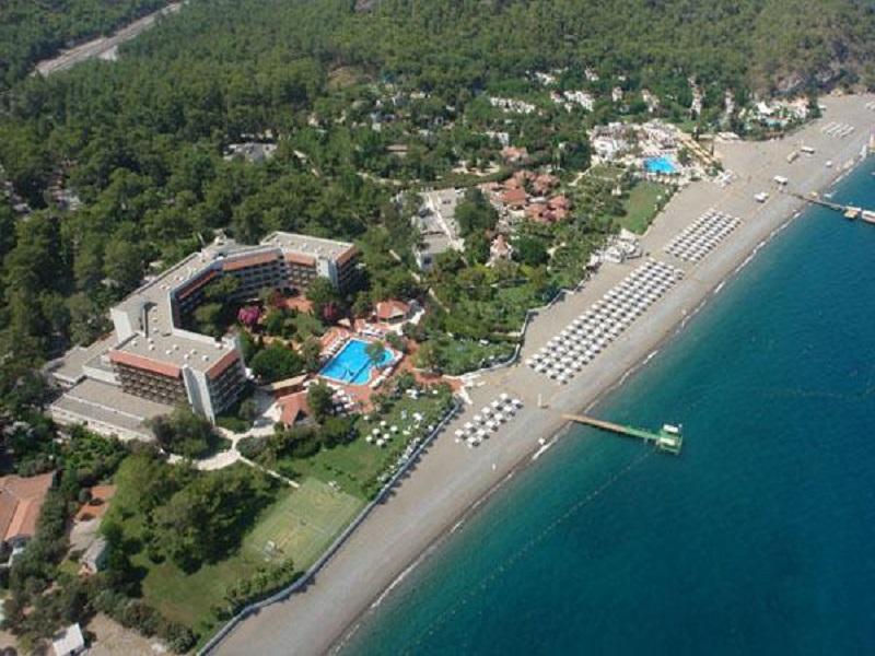 CLUB MED PALMIYE  HOTEL KEMER-ANTALYA