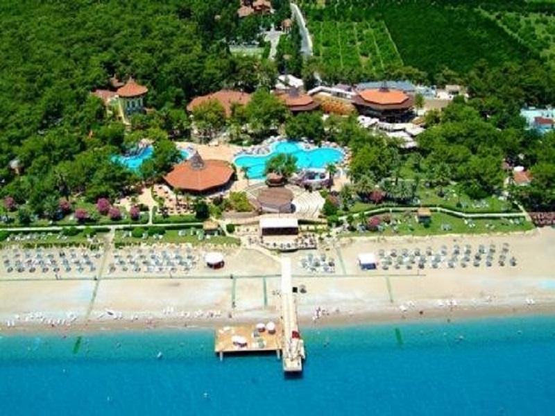 MARTI MYRA HOTEL TEKIROVA-ANTALYA