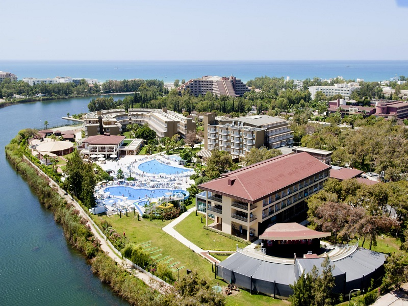 OTIUM ECO CLUB HOTEL SIDE-ANTALYA