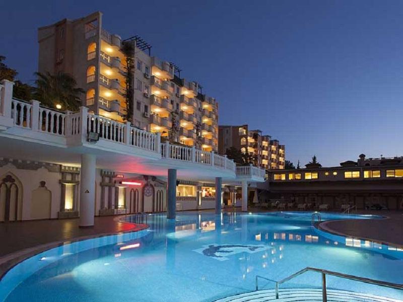 CLUB PARADISO VERDE HOTEL BOGAZKENT-ANTALYA