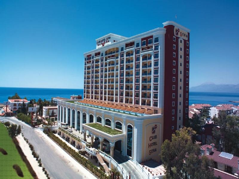 CLUB HOTEL SERA LARA-ANTALYA