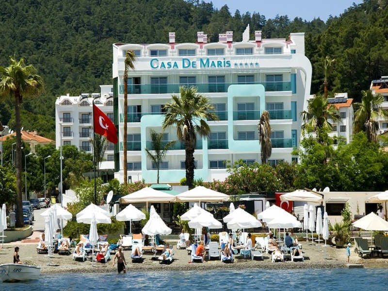 CASA DE MARIS SPA & RESORT HOTEL-MARMARIS