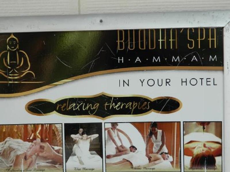 BUDDHA SPA HAMAAM GRAND CETTIA HOTEL-MARMARIS