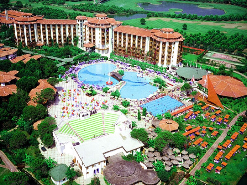 LETOONIA GOLF RESORT HOTEL BELEK-ANTALYA