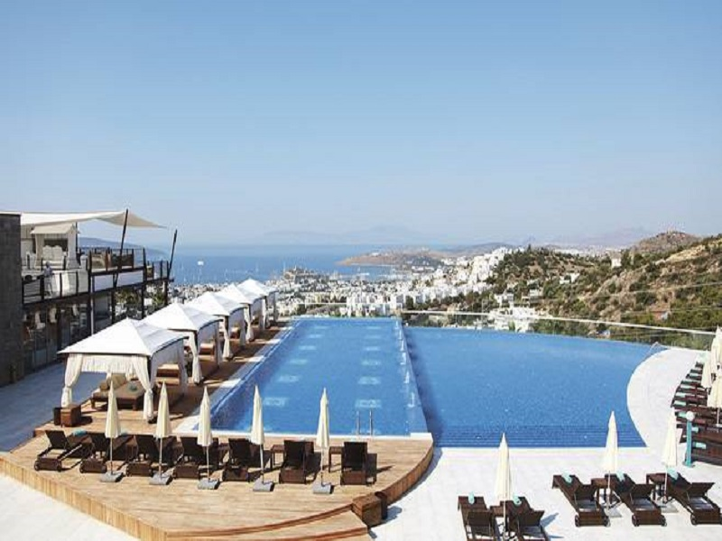 GRAND YAZICI HOTELS-BODRUM