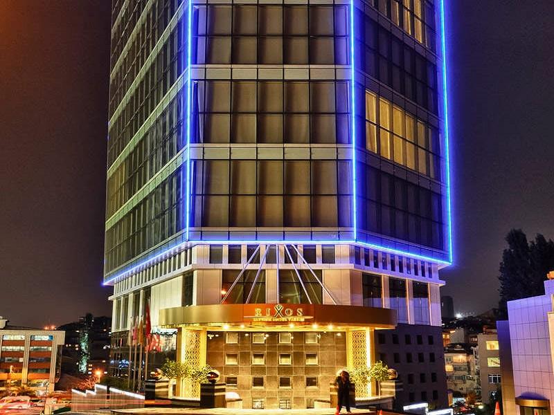 RIXOS PERA ISTANBUL HOTEL TAKSIM-ISTANBUL