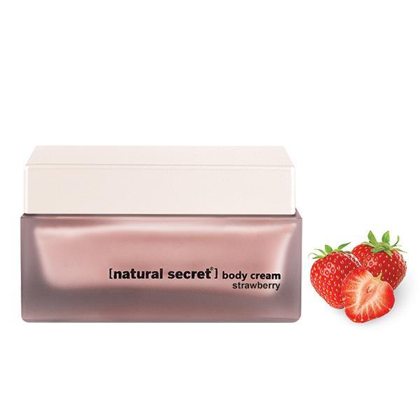 Strawberry Body Cream