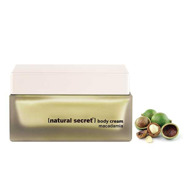 Macadamia Body Cream