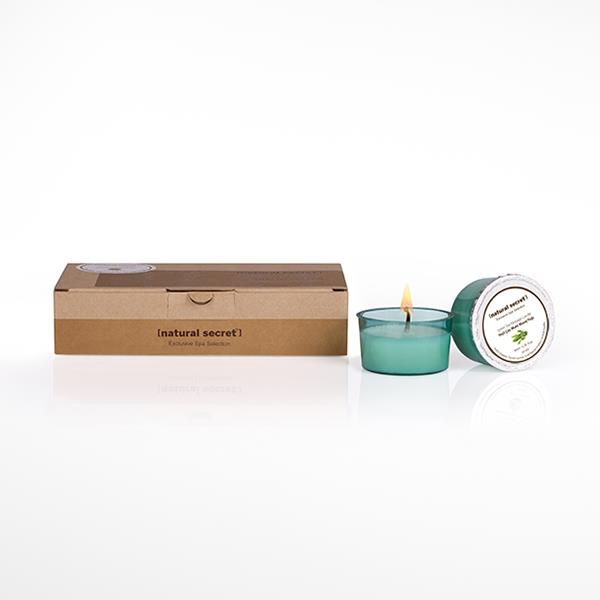 Yeşil Çay Mum Vücut Bakım & Masaj Yağı