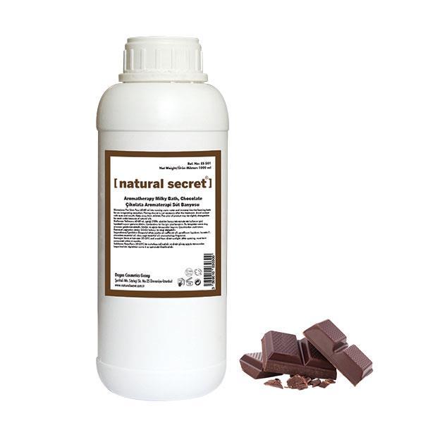 Çikolata Aromaterapi Süt Banyosu