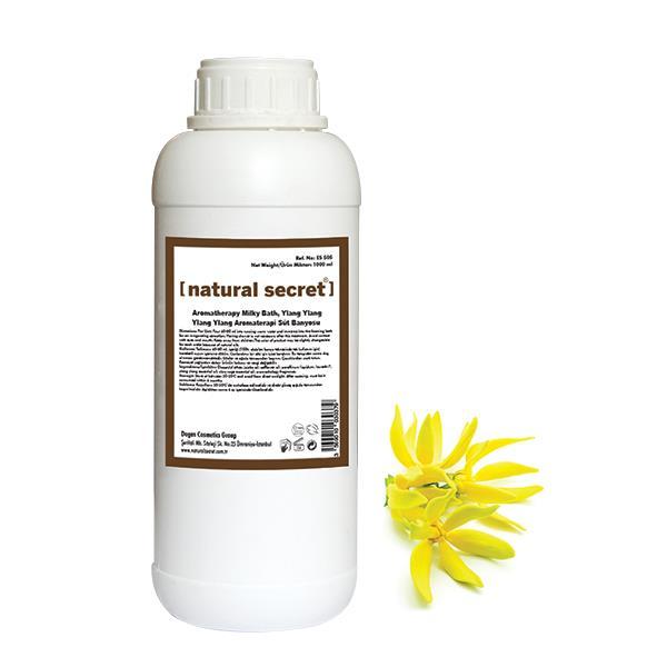 Ylang Ylang Aromaterapi Süt Banyosu
