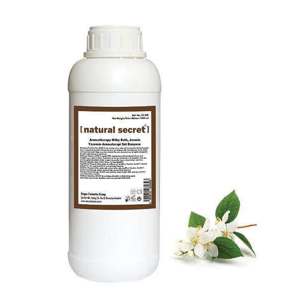 Yasemin Aromaterapi Süt Banyosu