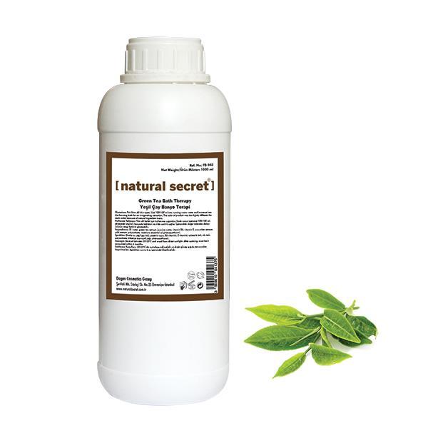 Yeşil Çay Banyo Terapi