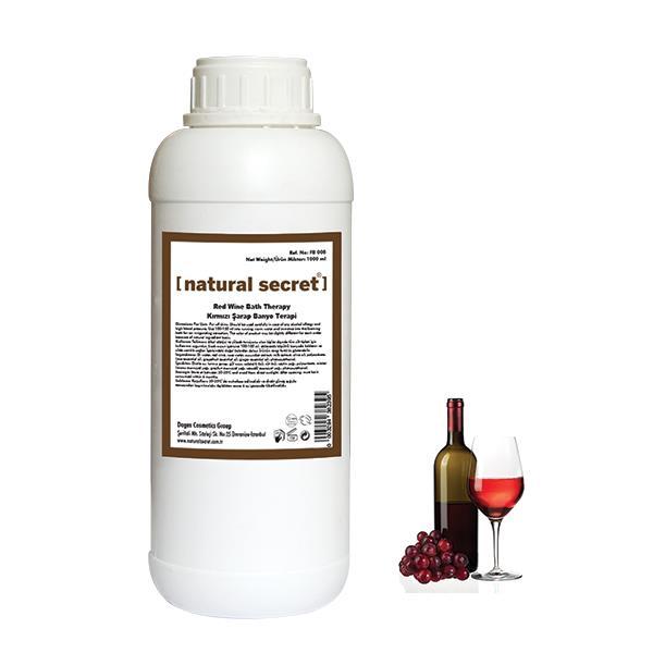 Şarap Banyo Terapi