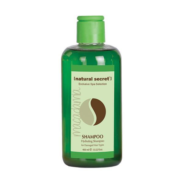 Makadamya Yapılandırıcı Bakım Şampuanı - Yıpranmış Saçlar için