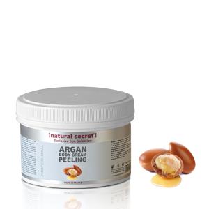 Argan Body Cream Peeling