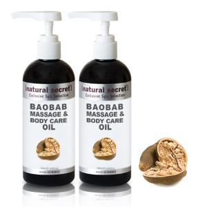 Baobab Masaj & Vücut Bakım Yağı