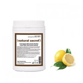 Limon Özlü Vücut Krem Peeling