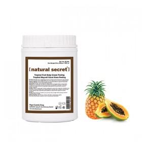 Tropikal Meyveli Vücut Krem Peeling
