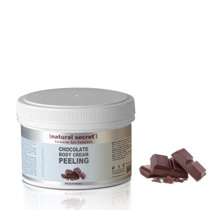 Chocolate Body Cream Peeling