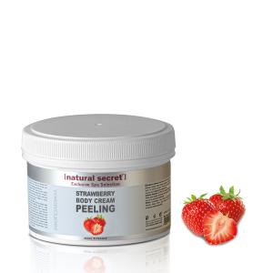 Strawberry Body Cream Peeling