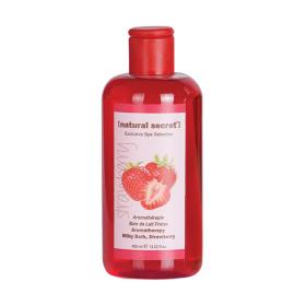 Strawberry Aromatherapy Milky Bath