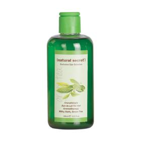 Yeşil Çay Aromaterapi Süt Banyosu