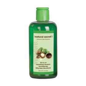Makadamya Aromaterapi Süt Banyosu