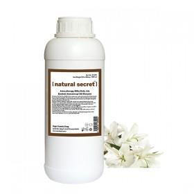 Zambak Aromaterapi Süt Banyosu