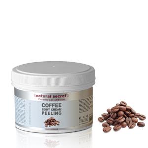 Coffee Body Cream Peeling