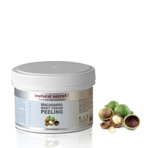 Macadamia Body Cream Peeling
